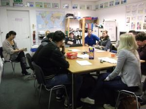 Llamau Learning 4 Life Focus Group, Cardiff