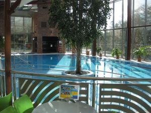 Plas Coch Leisure Complex and Spa