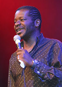 Image of Stephen K Amos