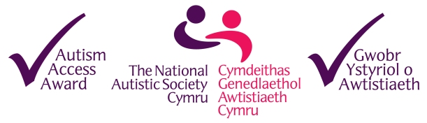 Logo for the National Autistic Society Access Award