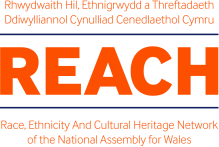 logo for the Assembly's Race Ethnicity and Cultural Heritage workplace network