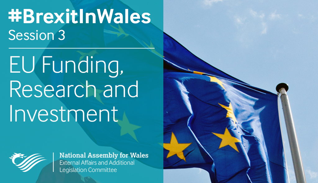 Brexit in Wales – EU funding, research andInvestment