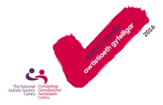 logo for the National Autistic Society's Autism friendly award