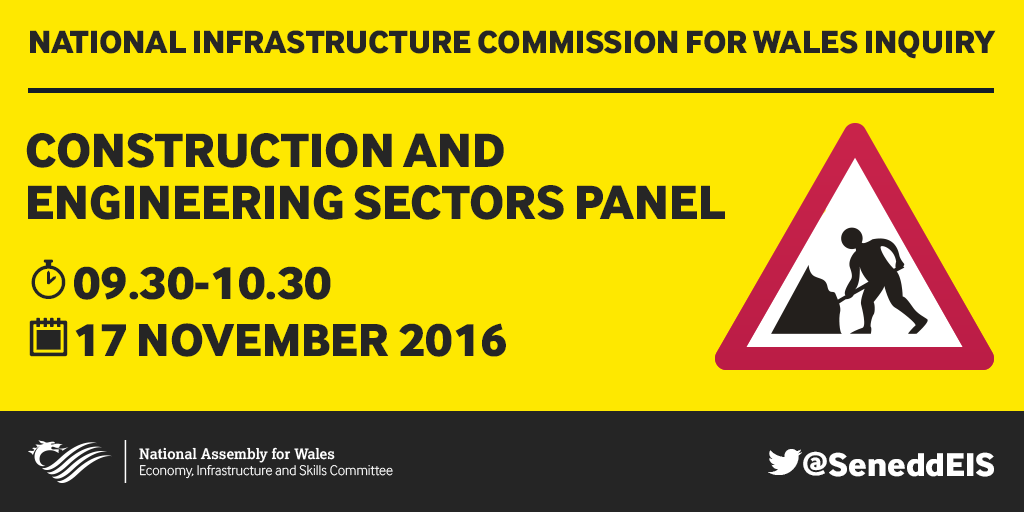 Stakeholder event on the establishment of a National Infrastructure Commission for Wales