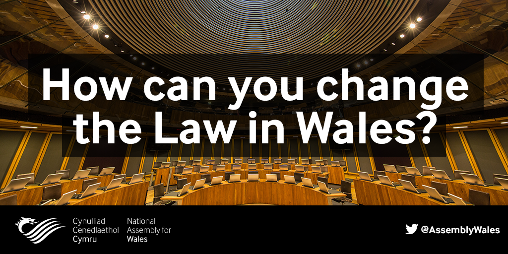 Member Bills: How would you change the law?