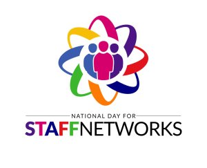 National Day for Staff networks log