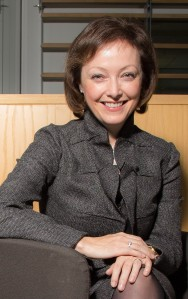 photo of manon Antoniazzi, the Chief Executive and Clerk of the Assembly