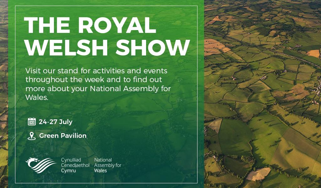 Royal Welsh Show2017