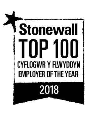 stonewall logo employer of the year